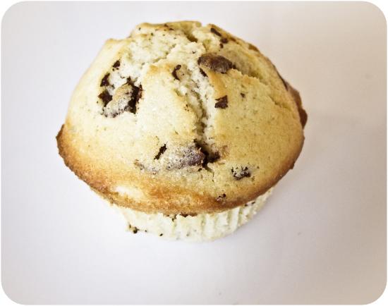 Muffins med choklabitar