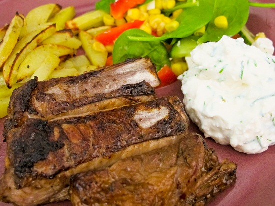 American BBQ Ribs