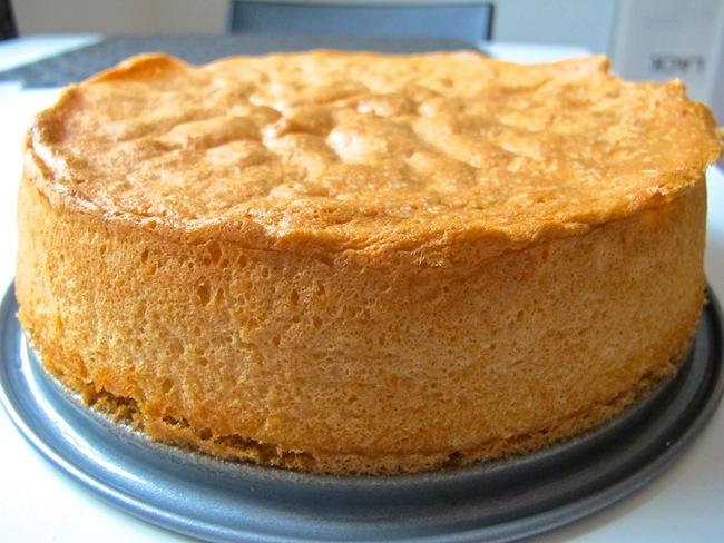 enkel tårtbotten utan potatismjöl