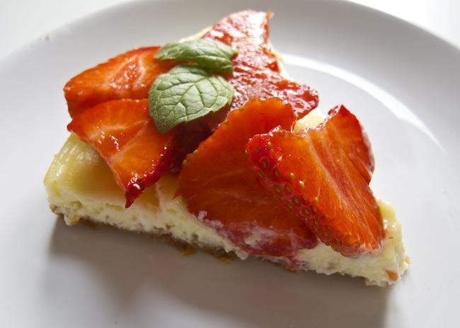 cheesecake-med-jordgubbar