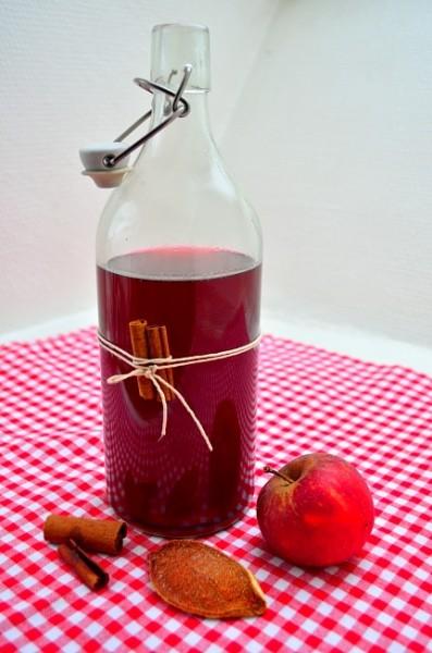 Svartvinbärsglögg alkoholfri