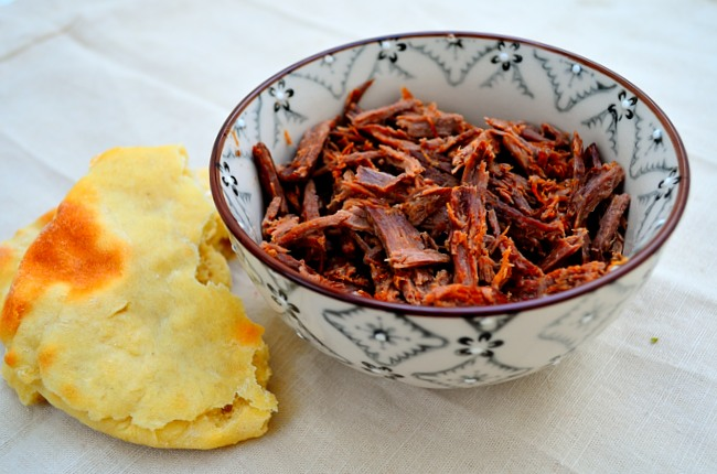 Pulled beef