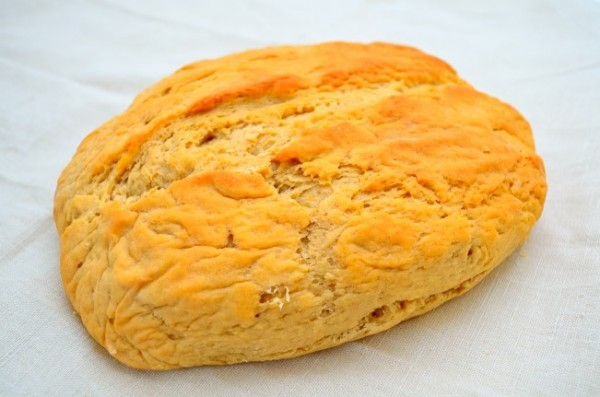 Rågsiktsbröd med brödkryddor