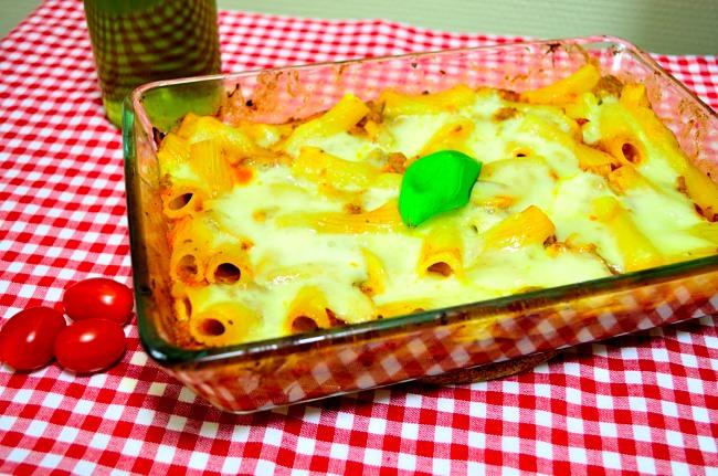 Pasta Pepperoni