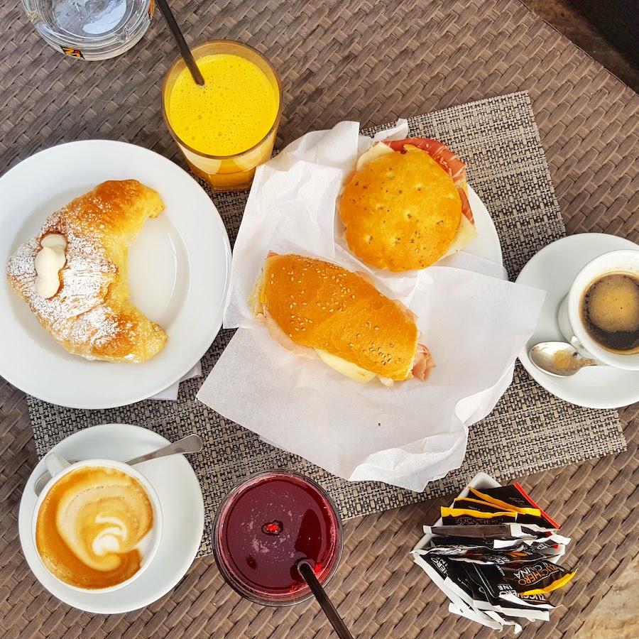 Italiensk frukost