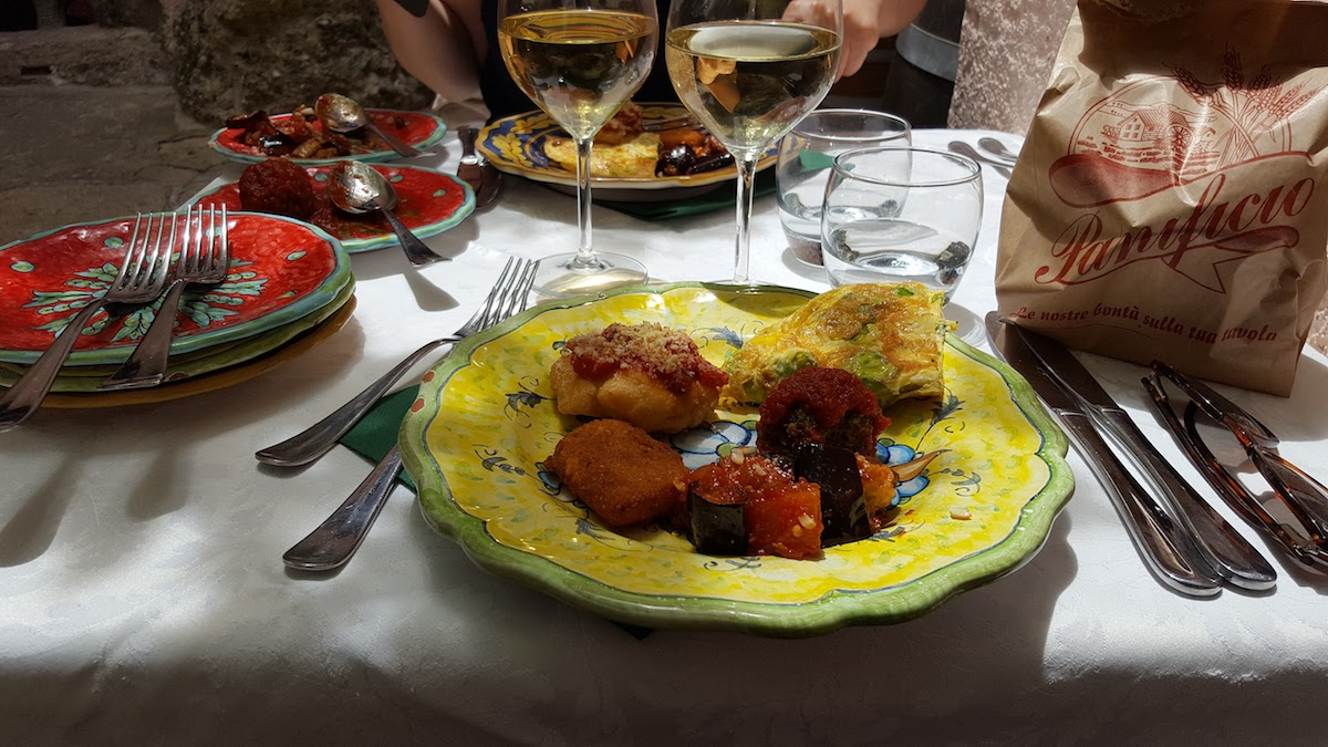 Lunch erice