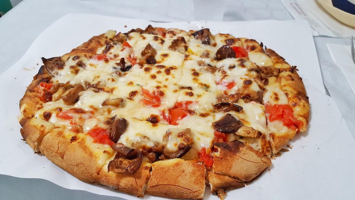 pizza Sicilien
