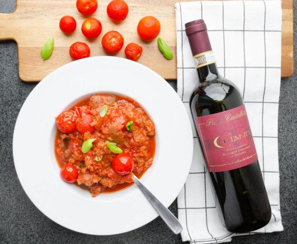 Toscansk Tomat- och brödsoppa