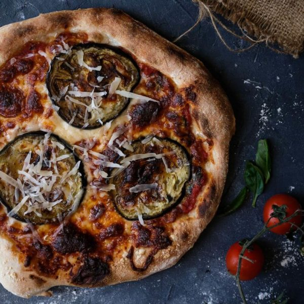 Parmigiana Surdegspizza